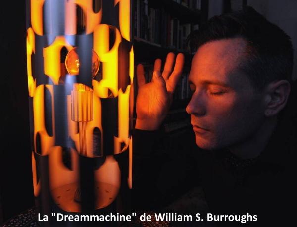 "La ""Dreammachine"" de William S. Burroughs"
